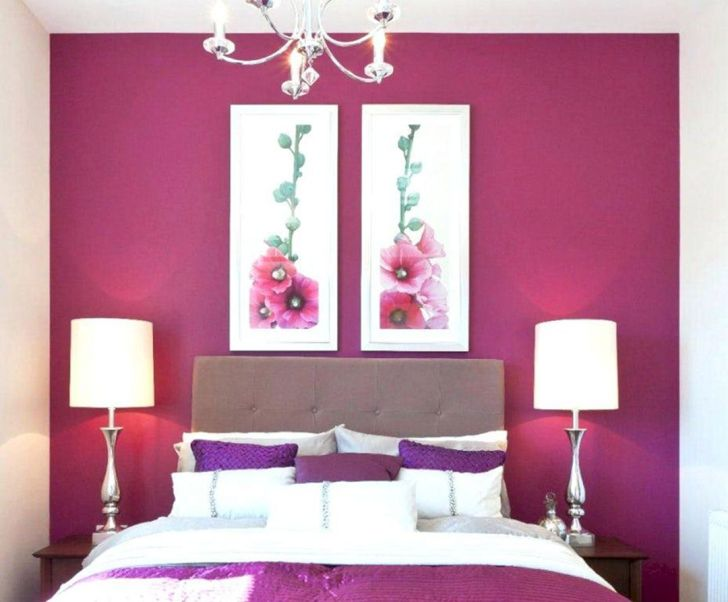 22 Gorgeous Girl Bedroom Decorating Ideas With Pink Paint Color ...