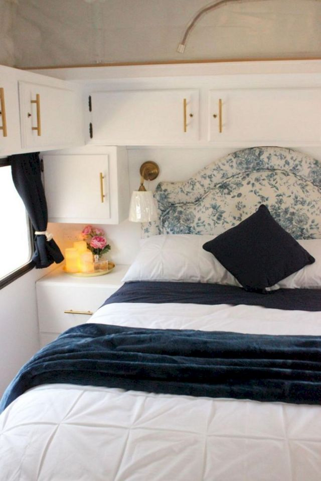 Interesting RV Bedroom Ideas