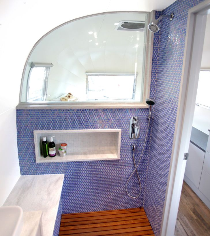 RV Bathroom Remodel Design