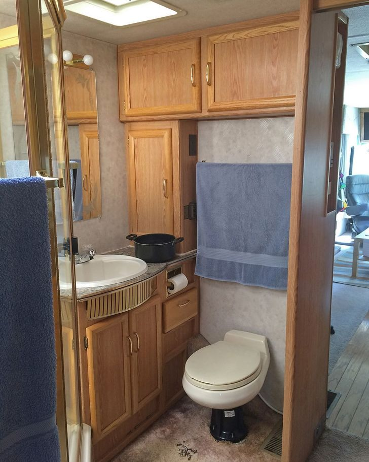 RV Bathroom Remodel Ideas