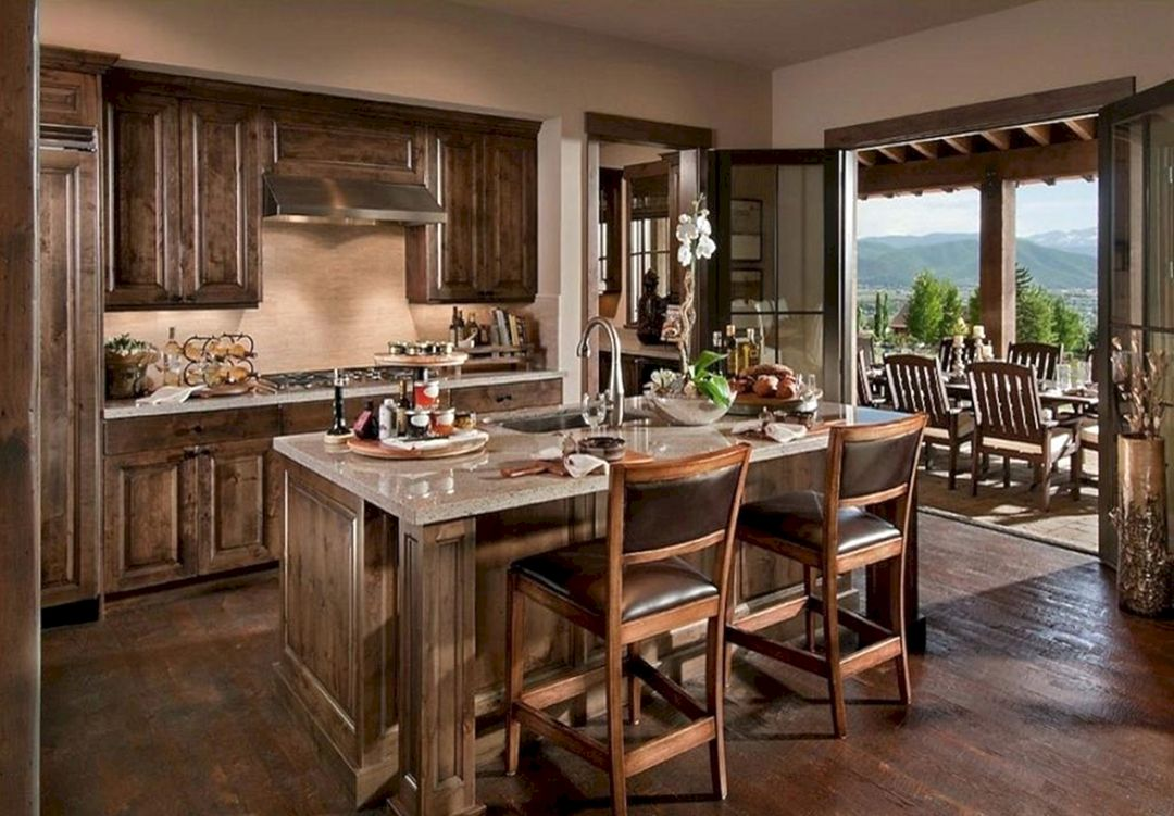 18 extraordinary small rustic kitchen ideas for inspire