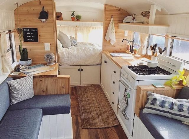 Small RV Bedroom Ideas