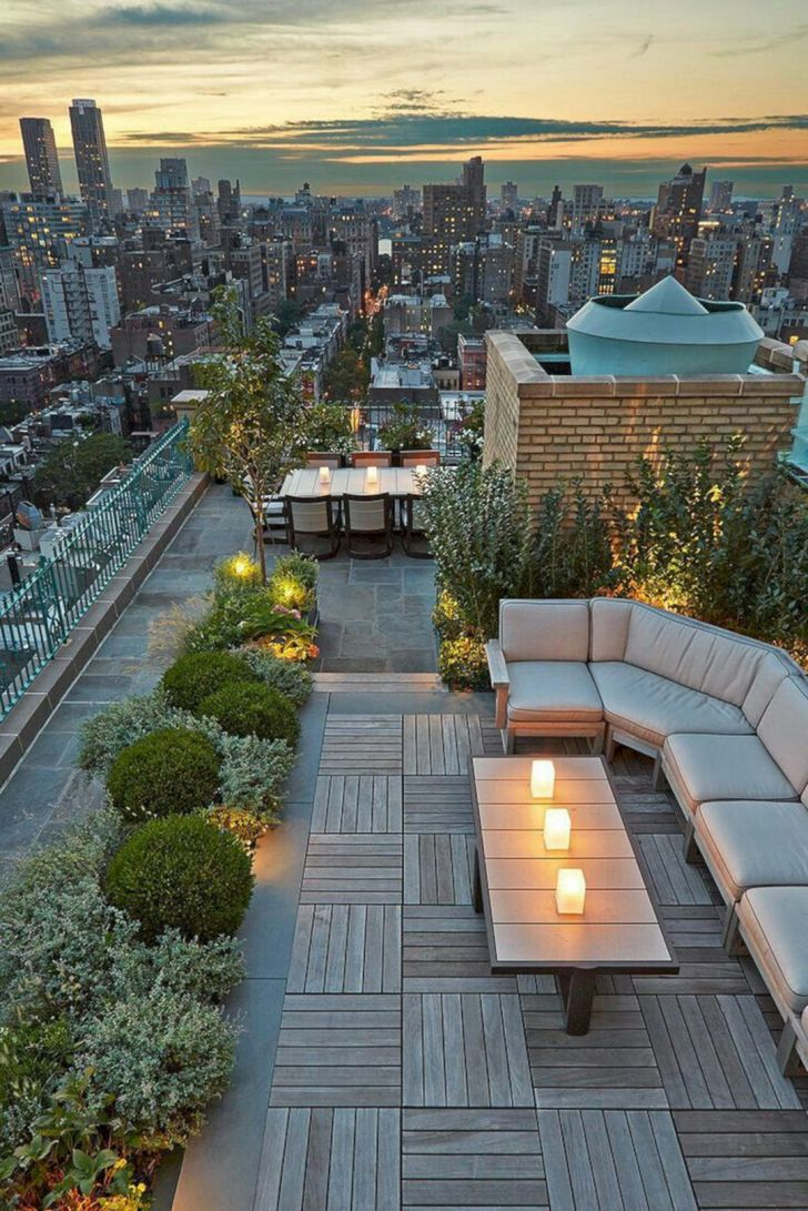 Awesome Rooftop Garden Ideas