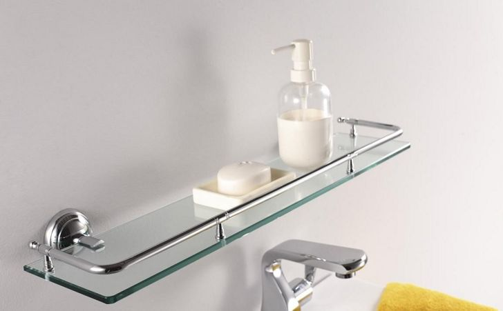 12 Marvelous Bathroom Shelves Decoration Ideas For Small Spaces Dexorate
