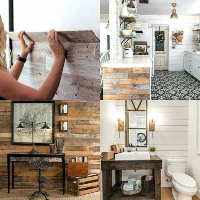Home Decoration With Shiplap Ideas