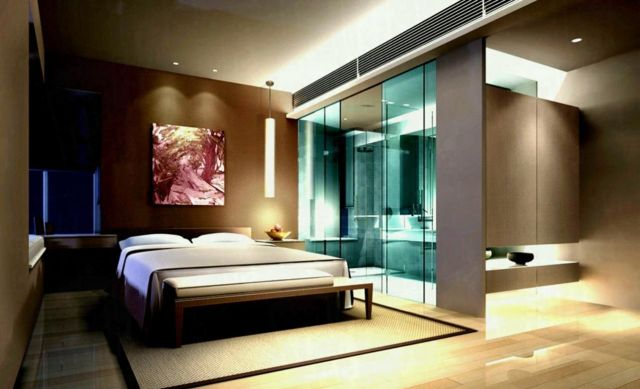 Top Small Master Bedroom Design ideas With Walk In Closet