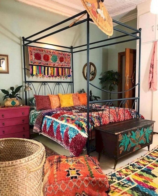 10 Astonishing Diy Hippie Room Ideas For More Cheerful Dexorate