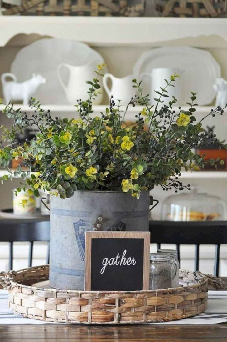 Summer Rustic Home Decoration