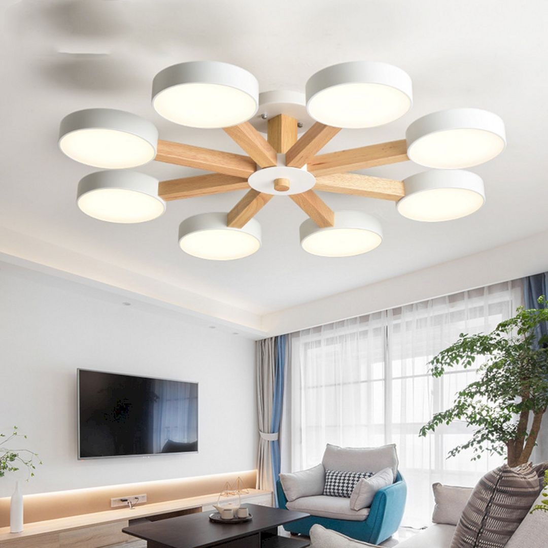 12 Elegant Wooden Ceiling Lighting Ideas For Amazing Home Inspiration Dexorate