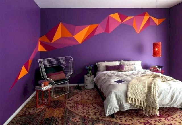 Bedroom Painting Design Ideas