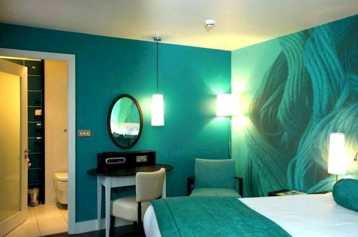 Colorful Bedroom Wall Paint Ideas