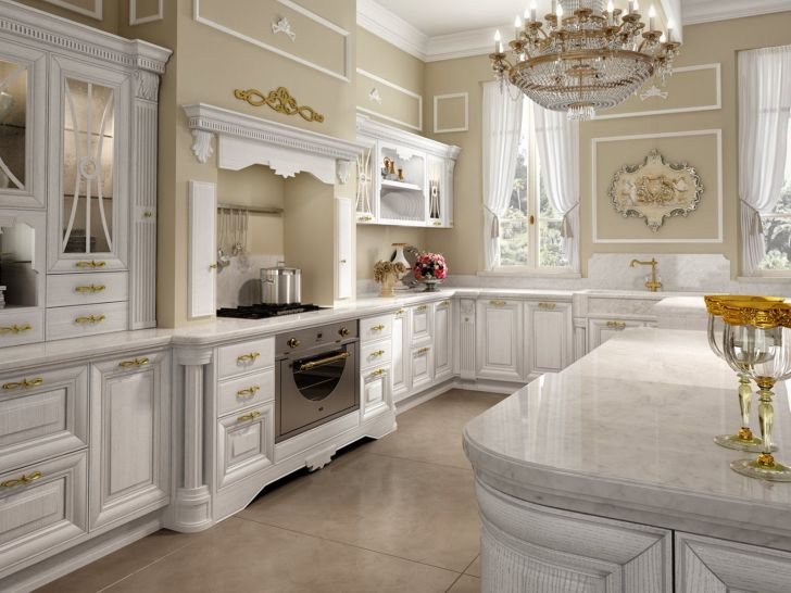 Contemporary Best Quality Kitchen