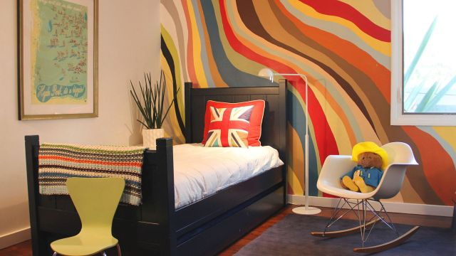 Cool Painting Bedroom Wall Ideas