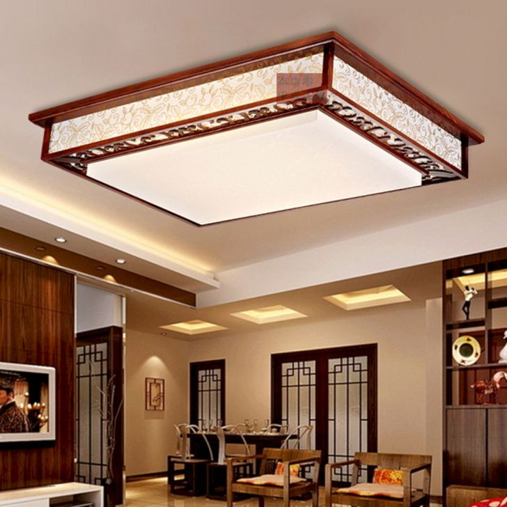 Wooden Ceiling Lighting ideas