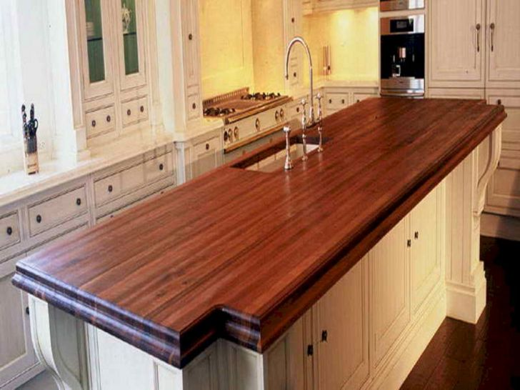 Best DIY Wooden Kitchen Countertops