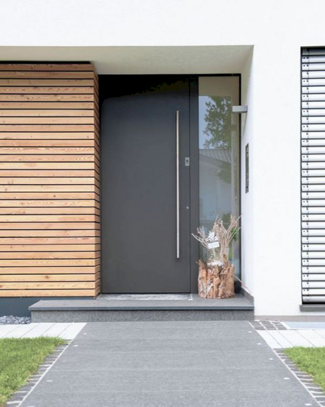 12+ Charming Modern Front Door Design Ideas For Your Home ...