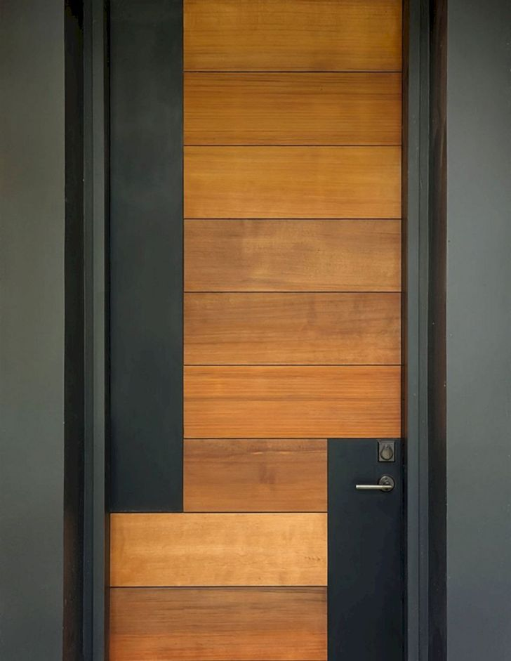Elegant Modern Door Ideas