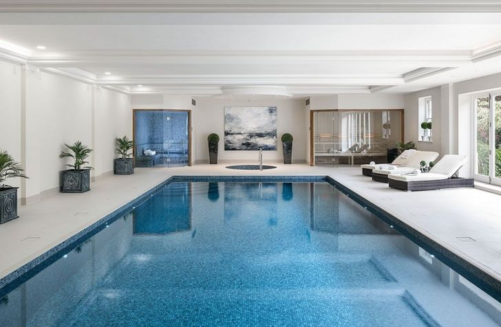 12 Amazing Indoor Swimming Pools Ideas For Cozy Summer At ...