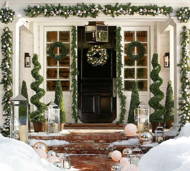 Awesome Outdoor Christmas Ideas