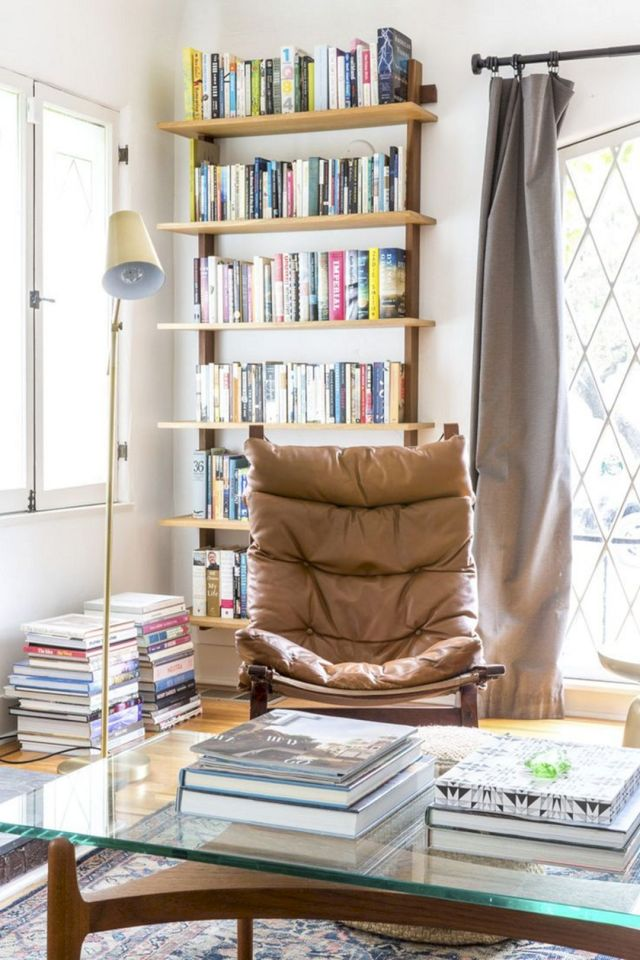 Best Living Room Bookshelf Ideas
