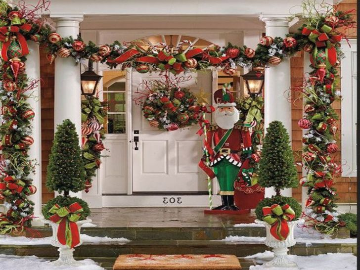 DIY Outdoor Christmas Design Ideas