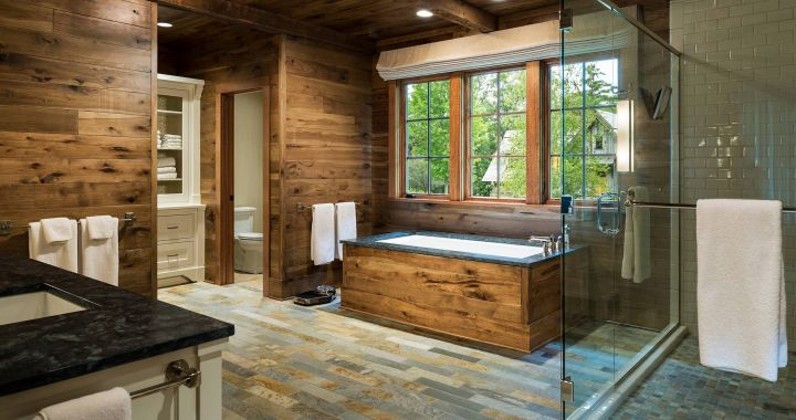 Fantastic Rustic Bathroom Ideas