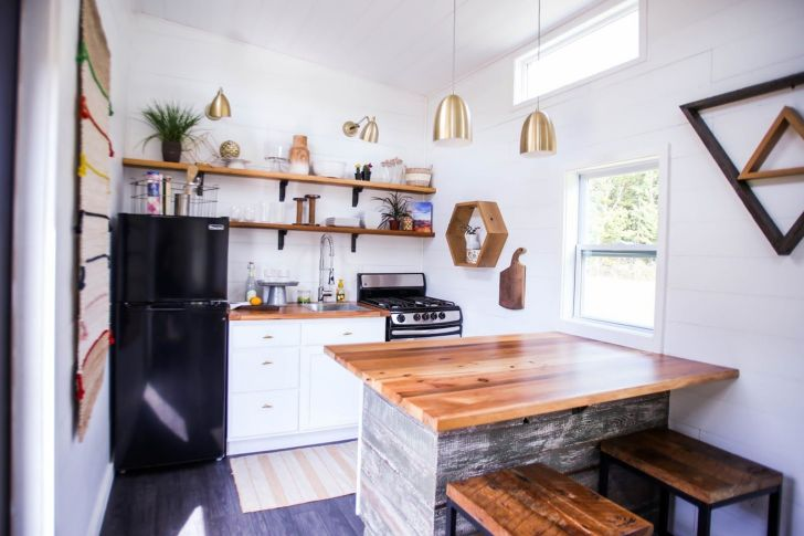 Awesome Small House Kitchen Design