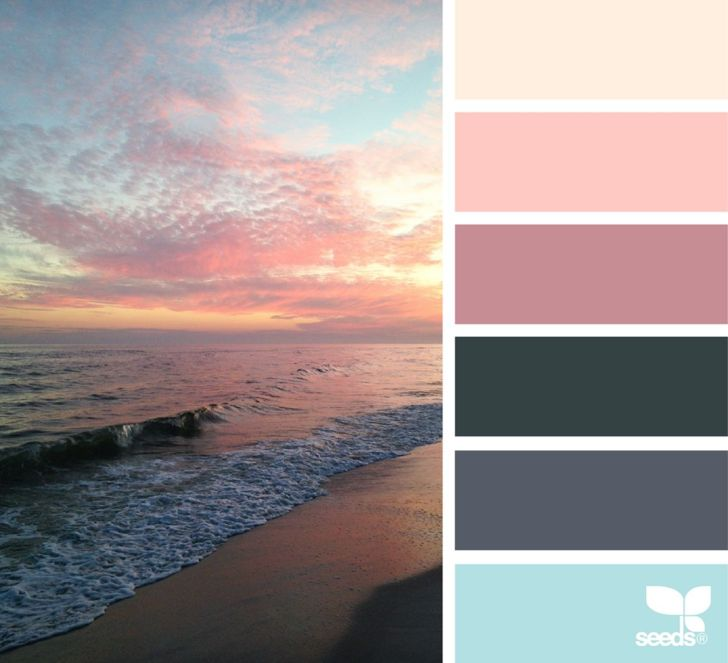 Colour combination for Summer
