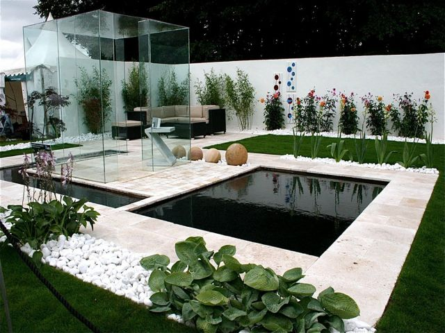 6 Minimalist Garden Design That Will Make Your Home Look More Beautiful Dexorate