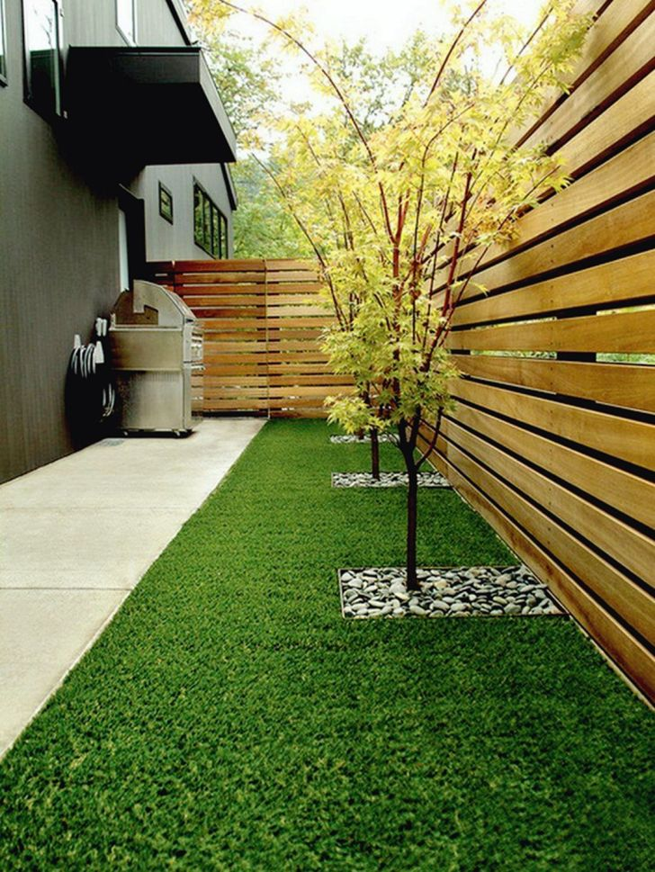 Small Side Garden Landscaping ideas