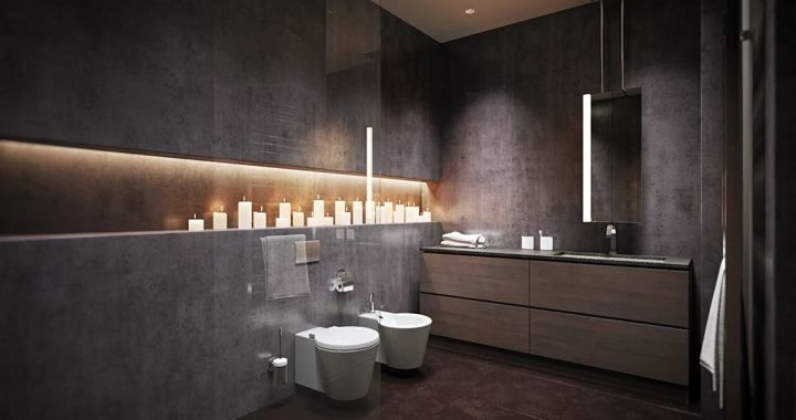 Grey Bathroom Design Ideas