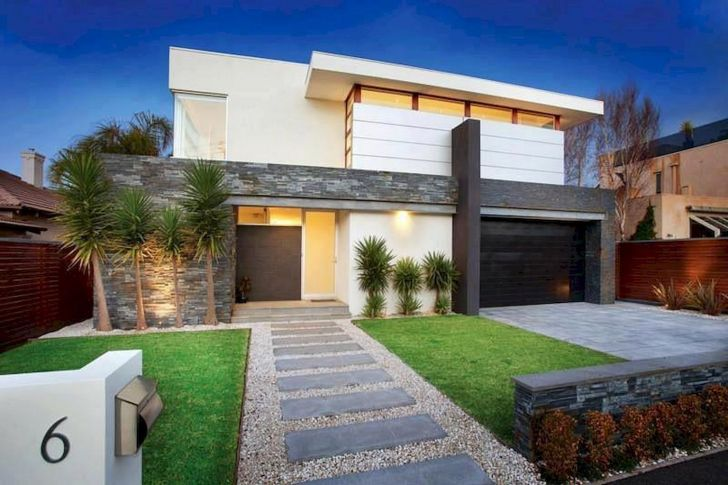 Incredible Modern Front Yard Ideas