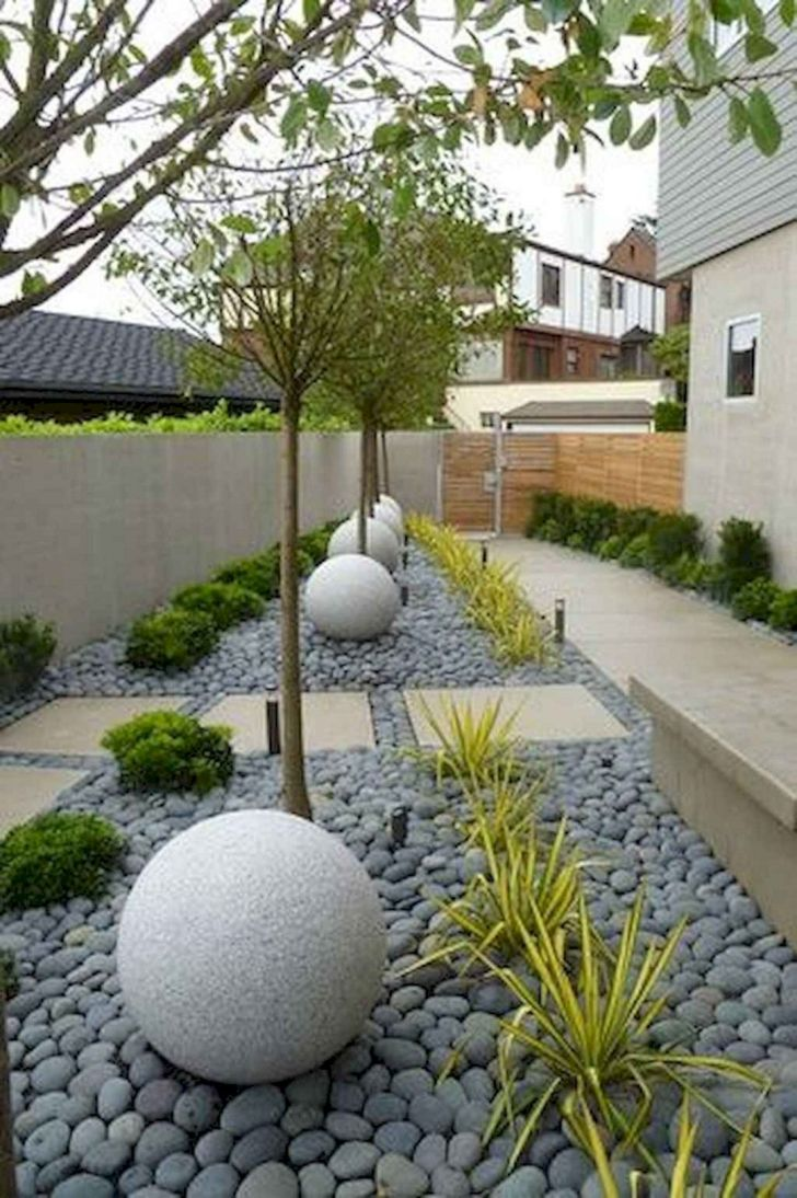 Simple Modern Landscaping Ideas
