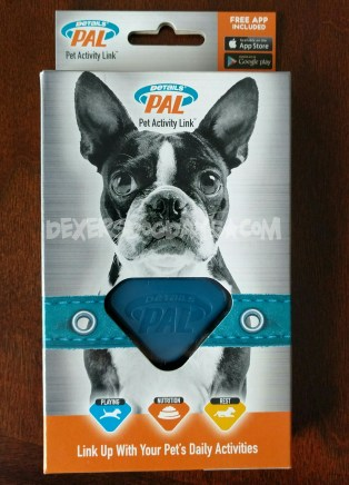 Details Pet Activity Link (PAL) Box Front
