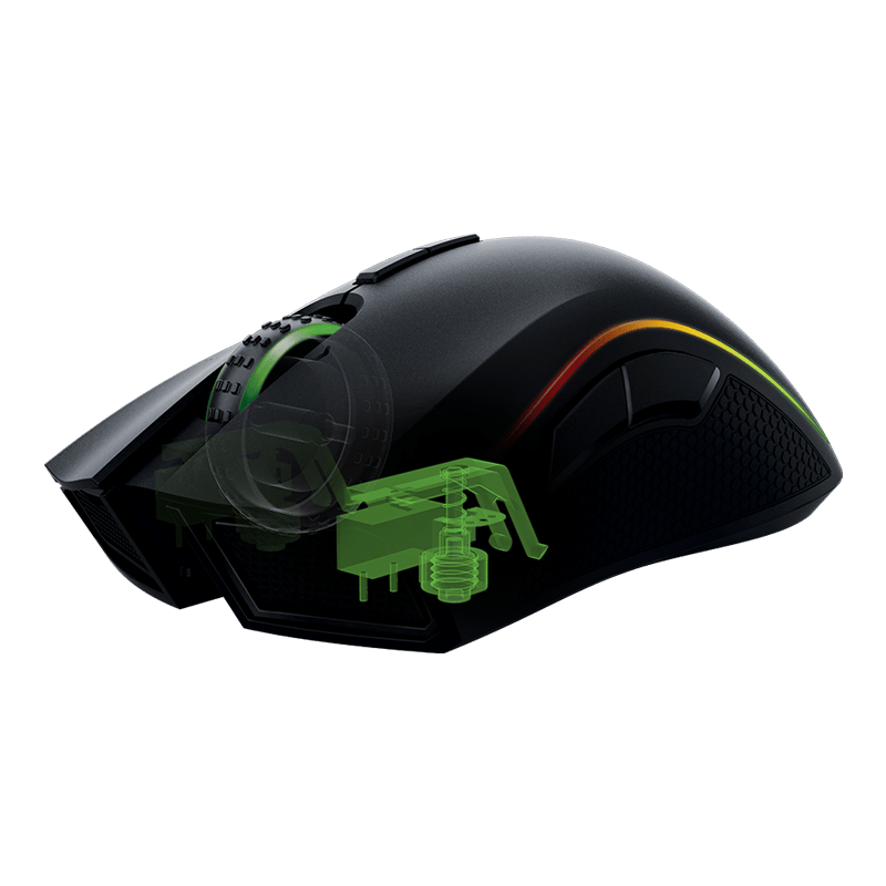 Razer Mamba 5G Chroma Mouse Gaming Wireless Specs Tertinggi Di Dunia For PC Amp Mac DEXTmall