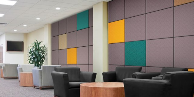 FABRIC ACOUSTIC PANEL 2