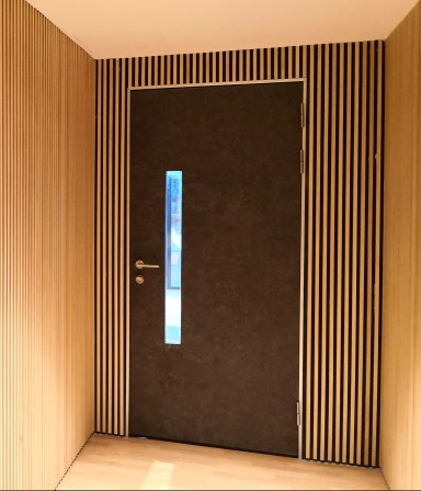 Acoustic door STC-50