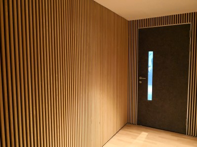 Acoustic Timber Panel Perforated Acoustic Panel