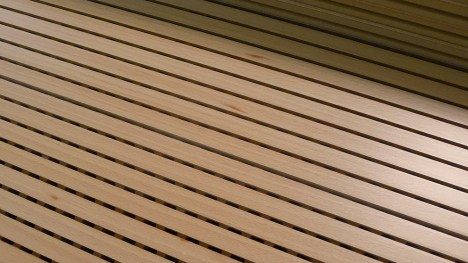 Slotwood 1 acoustic timber panel