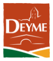 Ville de Deyme Logo