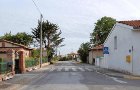 Route de Pompertuzat