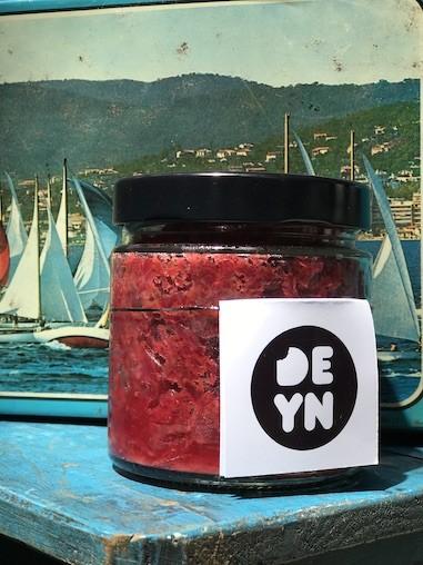 Rotkohl-Kimchi-vegan
