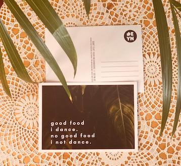 Postkarte für deine liebsten schreiben und freuen
