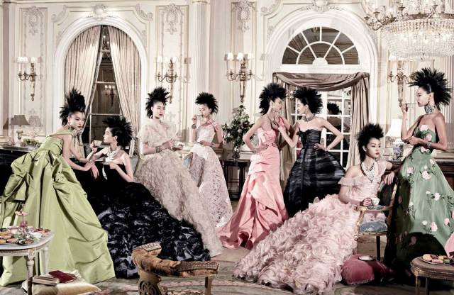 Image result for OSCAR DE LA RENTA 5 Major countdowns in 2017 for the Fashion World