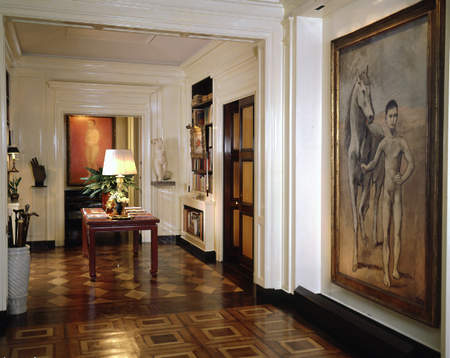 Interiority And The The William S Paley Collection Home