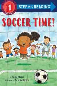 Soccer Time by Terry Pierce