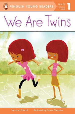 We are twins by Laura Driscoll