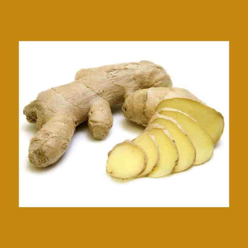Ginger Root Extract-ingredients-Noctalean Reviews