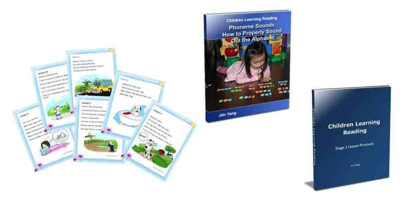 Children Learning Reading bonuses