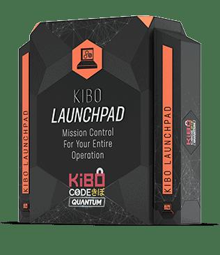 Kibo code quantum LaunchPad